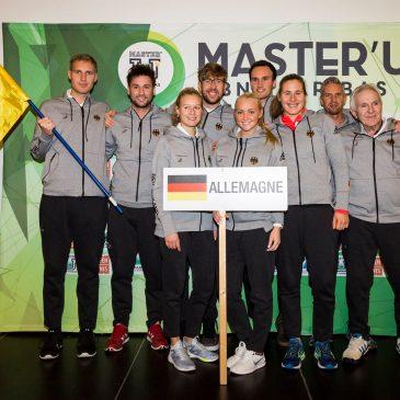 Team Germany, a work in progress