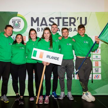 Ireland for a better ranking