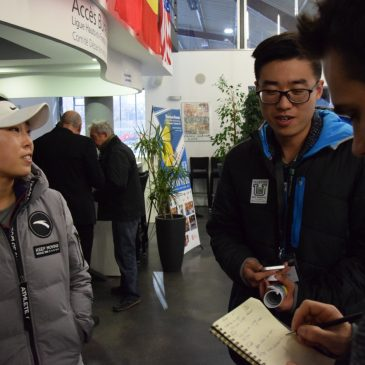 Yichi Zhang: serving the nation