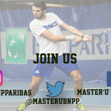 Follow Master'U BNP Paribas